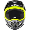 bluegrass Brave Fullface-Helmet black/yellow